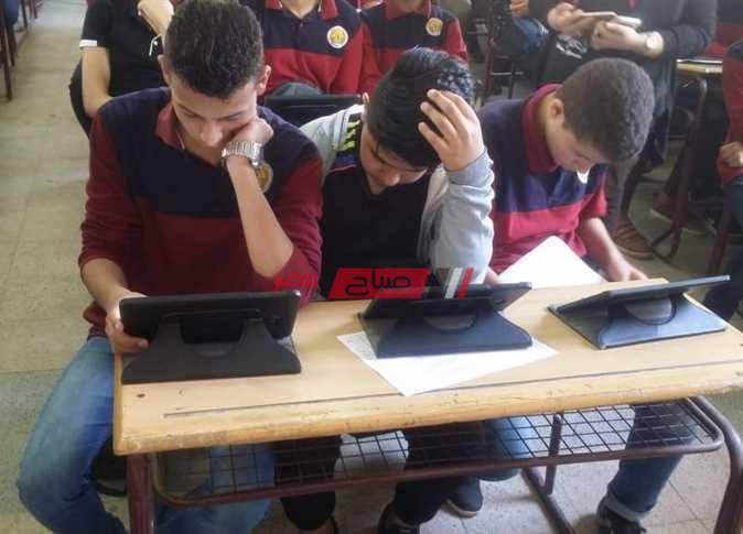 جدول امتحانات الصف الأول الثانوي الترم الثاني 2020 - موقع صباح مصر