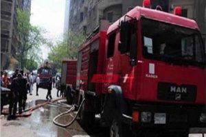 نشوب حريق محدود فى كافيه بمنطقة سبورتنج في الإسكندرية