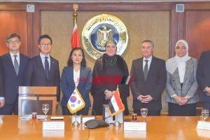 181 مشروعًا حجم استثمارات كوريا الجنوبية في مصر