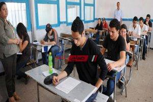 جدول امتحانات الثانوية العامة الجدول المقترح الشهادة الثانوية  وزارة التربية والتعليم