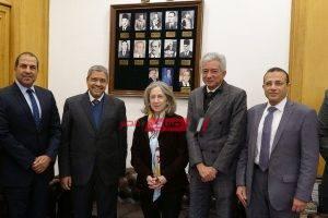 مباحثات مصرية برتغالية لإقامة شراكات تجارية واستثمارية جديدة