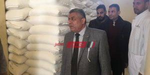 حملة تموينية برئاسة وكيل الوزارة في مطروح