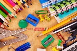 ارتفاع أسعار الأدوات المكتبية مع بداية عودة الدراسة والمدارس الترم الثاني 2020