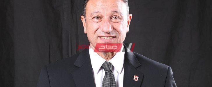الخطيب رئيسًا لبعثة الأهلي في جنوب إفريقيا