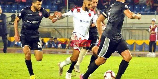 موعد مباراة الوداد البيضاوي والنجم الساحلي بطولة دوري أبطال أفريقيا