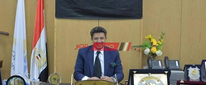 رئيس جامعة دمياط ينفي شائعة وفاته جراء حادث سير