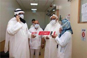 السعودية تعلن ارتفاع مصابي فيروس كورونا إلى 1453 شخص