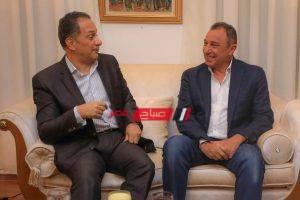 السفير المصري يكشف ماذا فعل الخطيب عقب تأهل الأهلي لنصف نهائي دوري أبطال أفريقيا