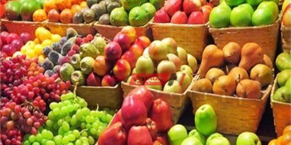 تحديث أسعار الفاكهة في سوق العبور اليوم الإثنين