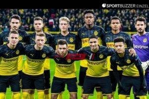 تشكيل بوروسيا مونشنجلادباخ لمواجهة كولن في الدوري الألماني