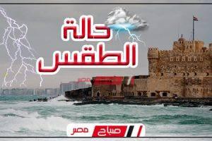 طقس مصر الان : سرعة الرياح في اللحظة الحاليه