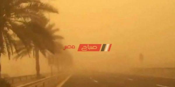 رفع درجة الاستعداد القصوي في الإسكندرية لمواجهة نوة عوة