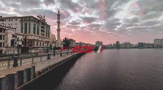 ننشر توقعات الأرصاد عن حالة الطقس غدا الجمعة بدمياط