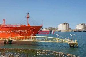 تداول21 سفينة عبر ميناء دمياط واستيراد 5935 طن حديد و 631 طن خشب زان