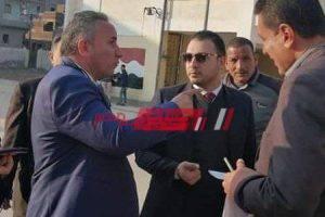 بقيادة نائب المحافظ شن حملة مكبرة بمدينة فارسكور في دمياط لتنفيذا لقرار رئيس الوزراء