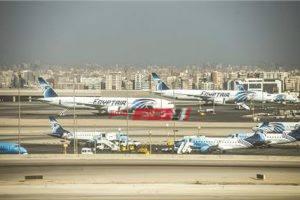 23 رحلة جوية تقل 3346 مصرياً بالخارج تصل اليوم لمطار القاهرة