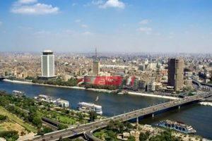 طقس اليوم الجمعة 3-4-2020 في جميع محافظات مصر