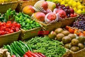 ننشر أسعار الخضراوات و الفاكهة بالمعرض اللوجستي في مطروح