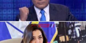 احمد موسى ومنال عوض