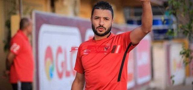 باسم علي يُنقذ الجبهة اليمنى في الأهلي