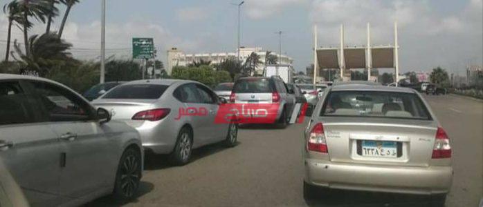 الاجهزة الامنية تحدد موعد رفع السيارات من الكورنيش قبل العيد
