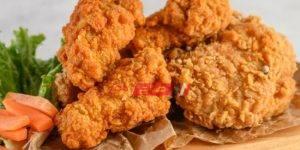 دجاج تندر مقرمش