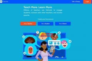 رابط مباشر الدخول للطلاب على المنصة التعليمية الإلكترونية Edmodo