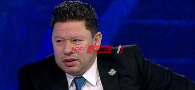 رضا عبدالعال يفتح النار على إدارة الأهلي بسبب فتحي