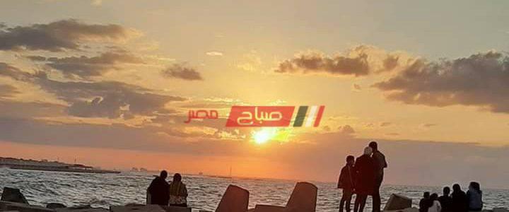 توقعات بأمطار ورياح نشطة الأرصاد تحذر أهالي دمياط من طقس غدا الخميس
