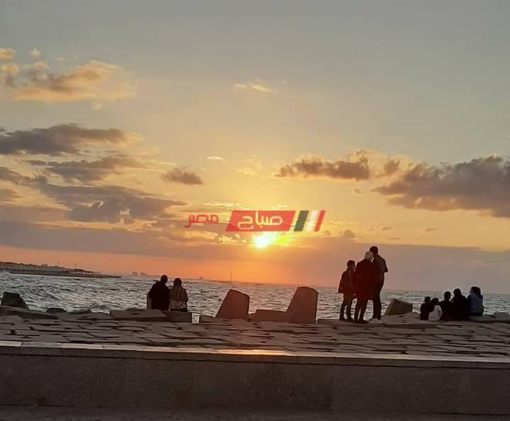 السبت القادم إرتفاع جديد في درجات الحراره بدمياط والعظمى 29 - موقع صباح مصر