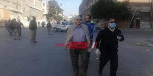 غلق 8 مناطق في الإسكندرية لمنع انتشار فيروس كورونا