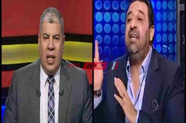 مجدي عبد الغني يهاجم احمد شوبير بسبب تصريحاته الاخيره - موقع صباح مصر