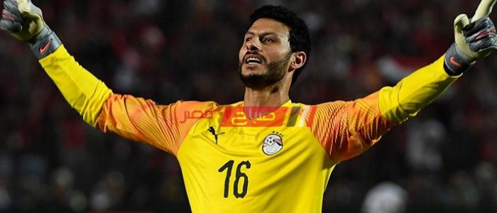 """الاهلى : محمد الشناوى """"مش للبيع"""" مهما كانت الاغراءات"""
