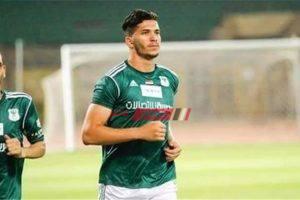 بيراميدز يفاوض مهاجم المصري