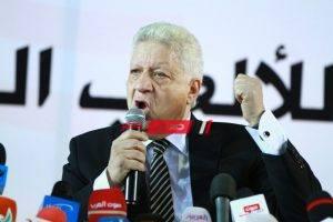 مرتضى منصور يحذر محمد سراج: الزمالك نادي الوطنية ولا تتحدث عنه مرة أخرى