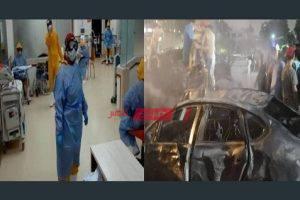 سلسلة أزمات معهد الأورام القومي تزداد حدة – بدأت بتفجير وانتهت بفيروس كورونا