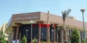 إصابة ممرض في مستشفى جامعة الأزهر بفيروس كورونا المستجد - بيان