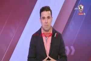 خالد الغندور يعلق علي أنضمام حسام عاشور للزمالك