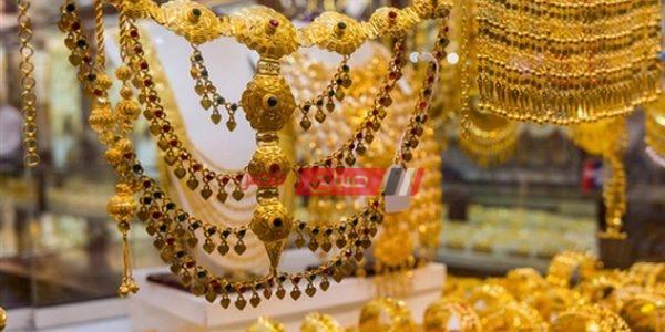 أسعار الذهب اليوم السبت 23_5_2020 في مصر