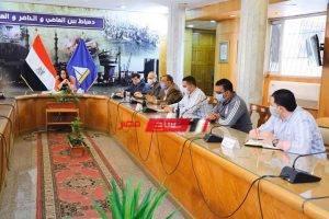 محافظ دمياط: إزالة 23 حالة تعدِ على أملاك الدولة وبناء مخالف