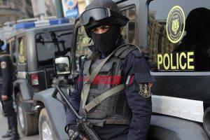 ضبط 6 أشخاص بحوزتهم أسلحة في حملة أمنية بأسيوط
