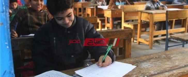 موعد نتيجة الشهادة الإعدادية محافظة الجيزة 2020 نهاية العام