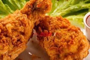 طريقة عمل بروستد دجاج بالشوفان المقلي