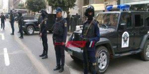 دوريات الشرطة