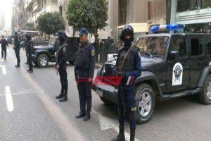 دوريات الشرطة تجوب الشوارع لليوم ال66 على التوالى من بدء تنفيذ الحظر