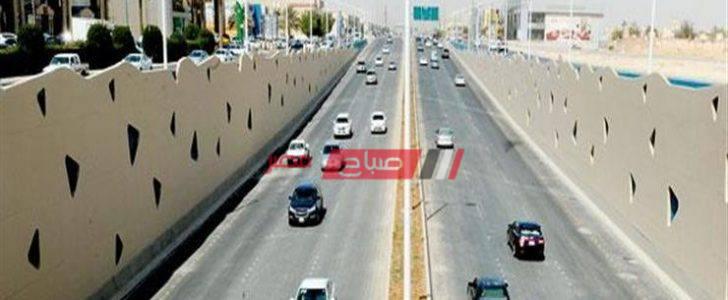 ردم نفق العروبة بالقاهرة لحل أزمة التكدس المروري بصلاح سالم