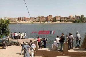 الكشف عن هوية جثة شاب لقى مصرعة غرقاً في مياه نهر النيل بدمياط