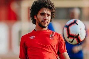 نهاية يونيو تشهد عودة لاعب الأهلي المصاب