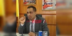محمود طلحة وكيل الصحة بدمياط