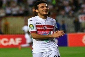 لاعبو الزمالك يدعمون مصطفى فتحي